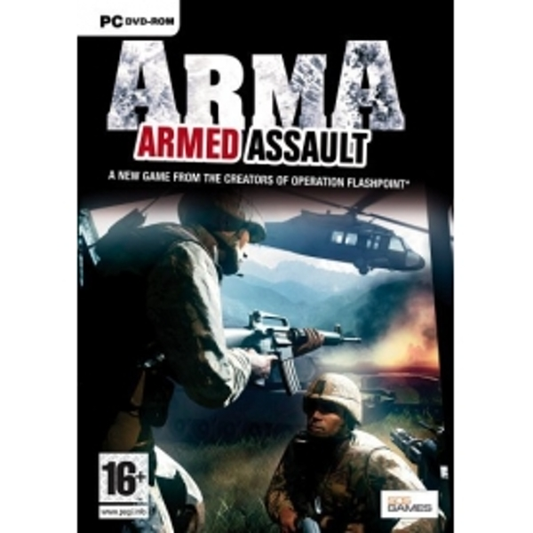 ArmA Armed Assault Game PC