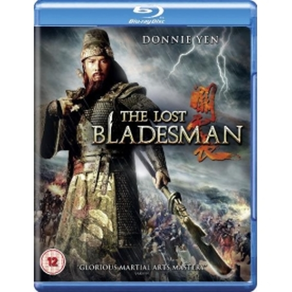 Lost Bladesman Blu Ray