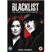 The Blacklist - Season 5 DVD