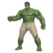 Ex-Display Avengers - Ultimate Electronic Avengers Hulk Figure Used - Like New