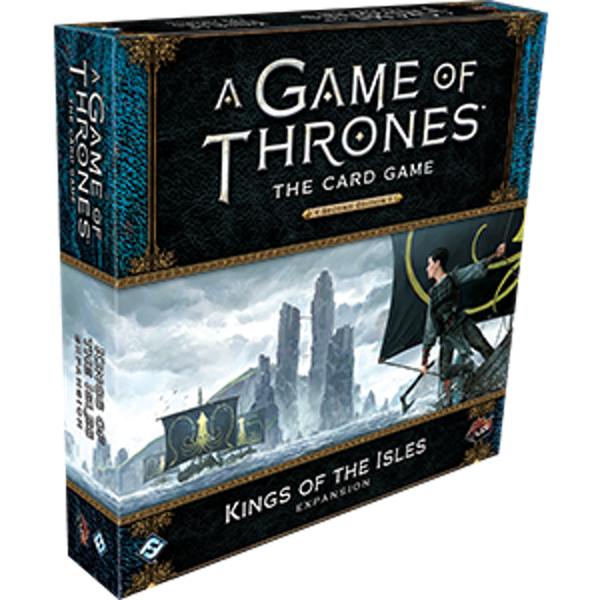 A Game of Thrones LCG 2nd Edition Deluxe Expansion - Kings of The Isles