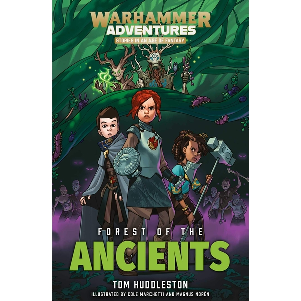 Realm Quest  Forest of the Ancients Volume 3 Paperback – 5 Sep 2019