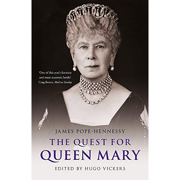 The Quest for Queen Mary  Hardback 2018