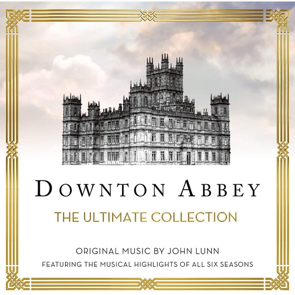 Downton Abbey - The Ultimate Collection Soundtrack OST CD
