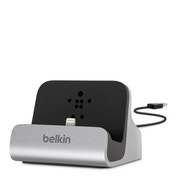 Belkin iPhone 5 / 5S Charge and Sync Dock - Silver