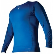 PT Base-Layer Long Sleeve Crew-Neck Shirt Small Royal
