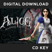 Alice Madness Returns PC CD Key Download for Origin