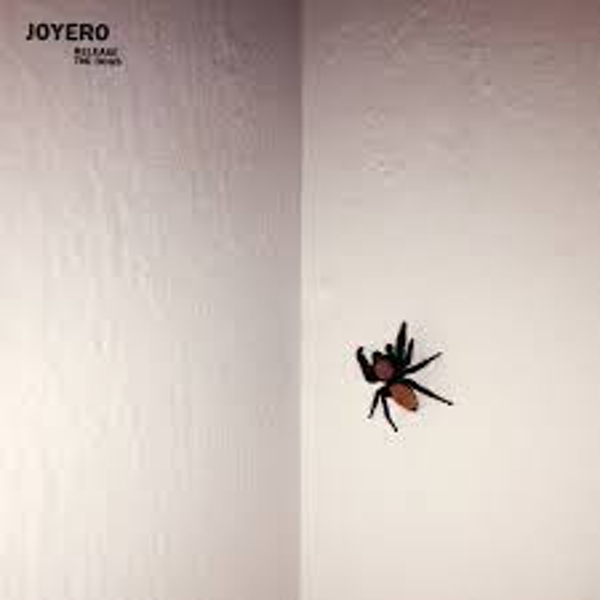 Joyero ‎– Release The Dogs Limited Edition Orange & Black Vinyl