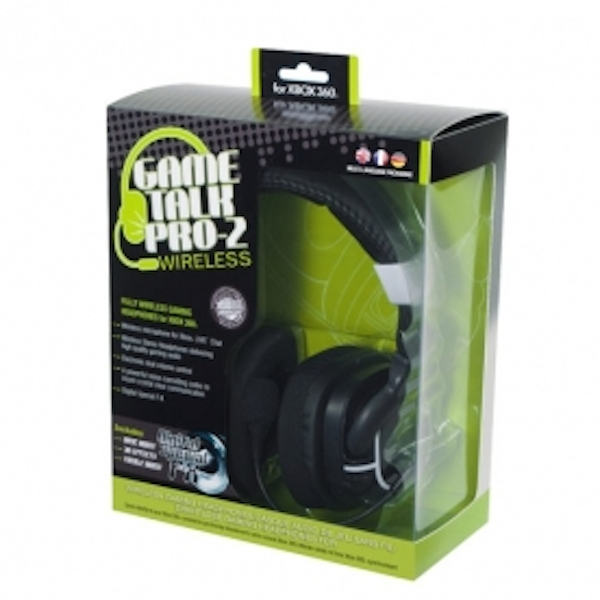 Game Talk Pro-2 Wireless Headset Xbox 360 - Image 3
