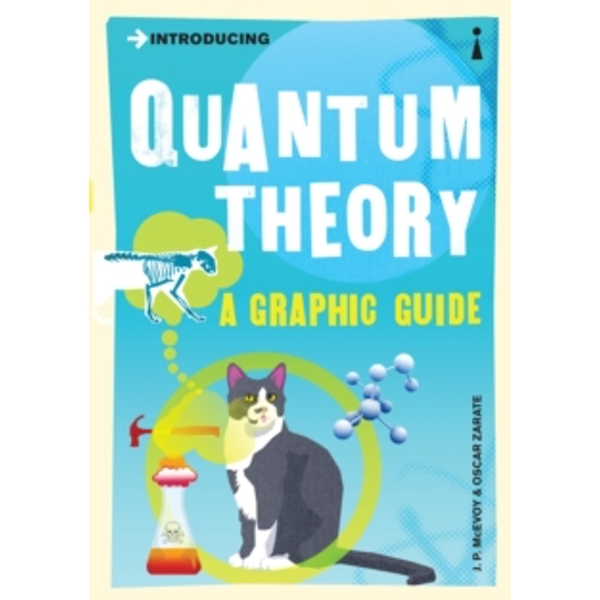 Introducing Quantum Theory: A Graphic Guide by J. P. McEvoy, Oscar Zarate (Paperback, 2003)