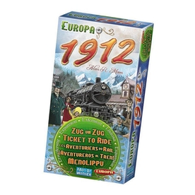 Ticket To Ride Europa 1912 Expansion Board Game