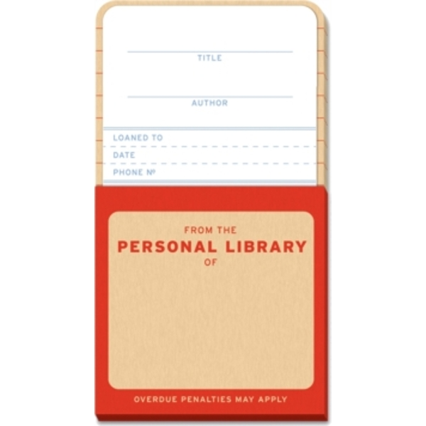 Knock Knock Personal Library Kit Refill