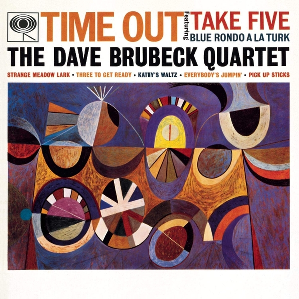 The Dave Brubeck Quartet - Time Out CD