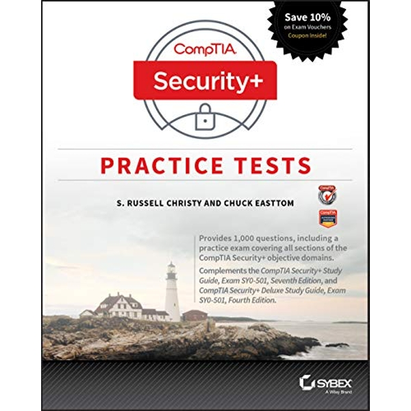 CompTIA Security+ Practice Tests Exam SY0-501 Paperback / softback 2018