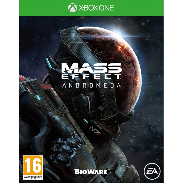 Mass Effect Andromeda Xbox One Game [Used - Like New]