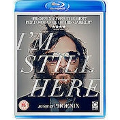 I'm Still Here Blu-ray