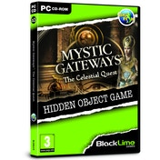 Mystic Gateways The Celestial Quest Hidden Object Game for PC (CD-ROM) [Used]