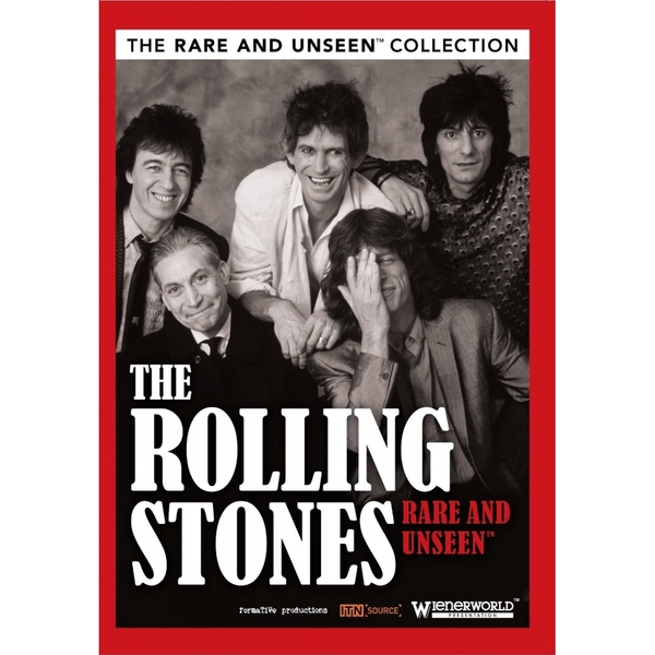 The Rolling Stones - Rare And Unseen DVD