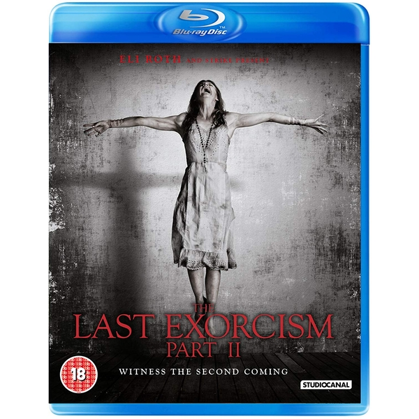 The Last Exorcism - Part II - Uncut Edition Blu-Ray