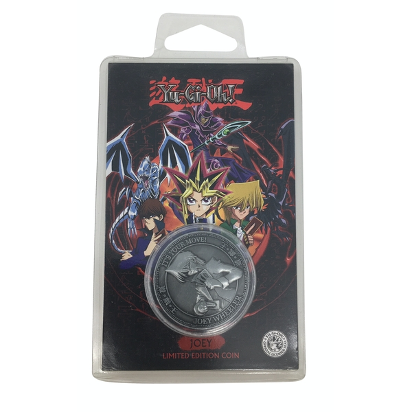 Yu-Gi-Oh! TCG - Limited Edition Coin Joey - Image 1