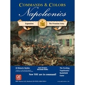 Commands and Colors Napoleonics Prussian Army
