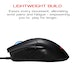 ASUS ROG Gladius II Core Gaming Mouse, 200-6200 DPI, Lightweight, Ergonomic, RGB Lighting - Image 2