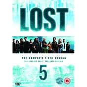 Lost Series 5 DVD
