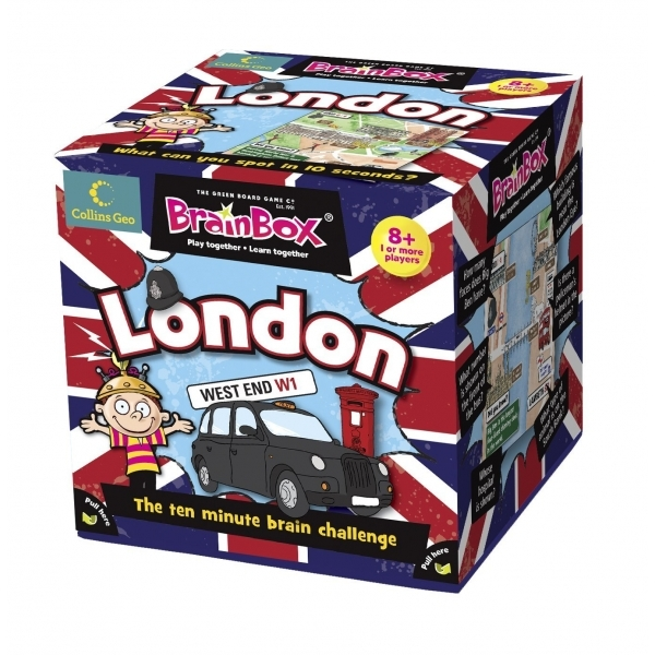BrainBox London Edition