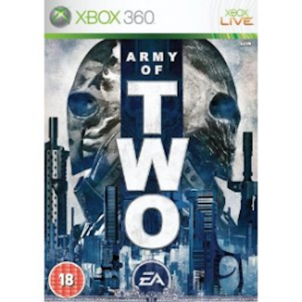 Army Of Two Game Xbox 360