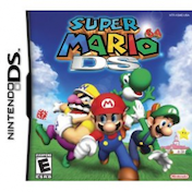 Super Mario 64 Game DS (#)