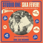 Various Artists- Studio One Ska Fever! Vinyl