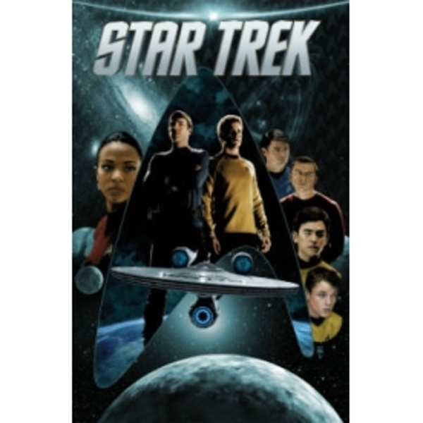 Star Trek: Volume 1 by Mike Johnson (Paperback, 2012)