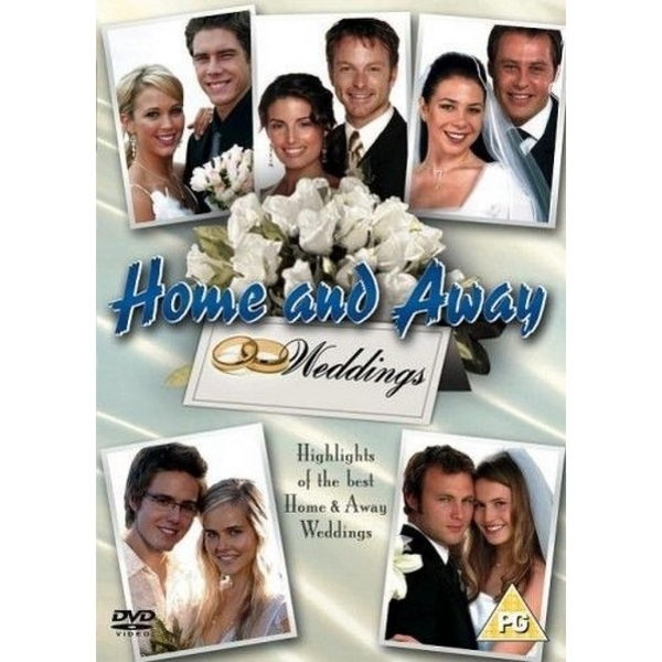 Home And Away - The Weddings DVD