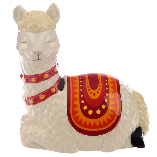 Alpaca Shaped Money Box