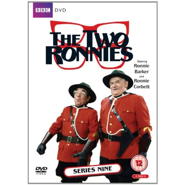 The Two Ronnies - Series 9 DVD