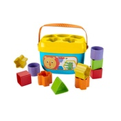 Fisher Price Baby's First Blocks Baby Shape Sorter Toy