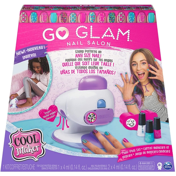 Cool Maker - Go Glam Nail Salon