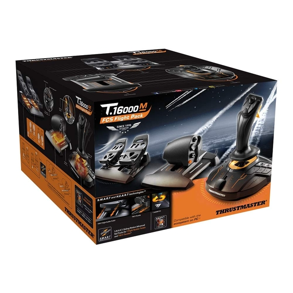 Thrustmaster T16000M Flight Pack for PC