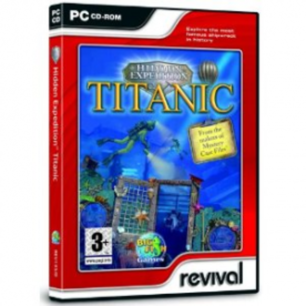 Hidden Expedition Titanic Game PC