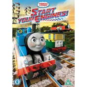 Thomas & Friends: Start Your Engines DVD