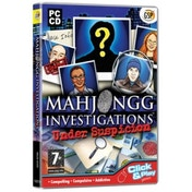 Mahjongg Investigations Under Suspicion Game PC