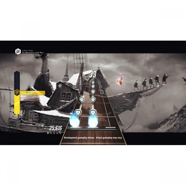 (Damaged Packaging) Guitar Hero Live with Guitar Controller iPhone, iPad, iPod Touch - Image 4