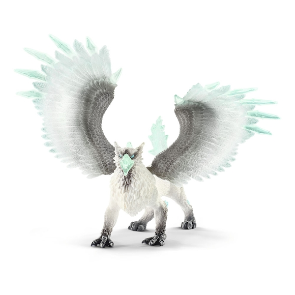 SCHLEICH Eldrador Creatures Ice Griffin Toy Figure