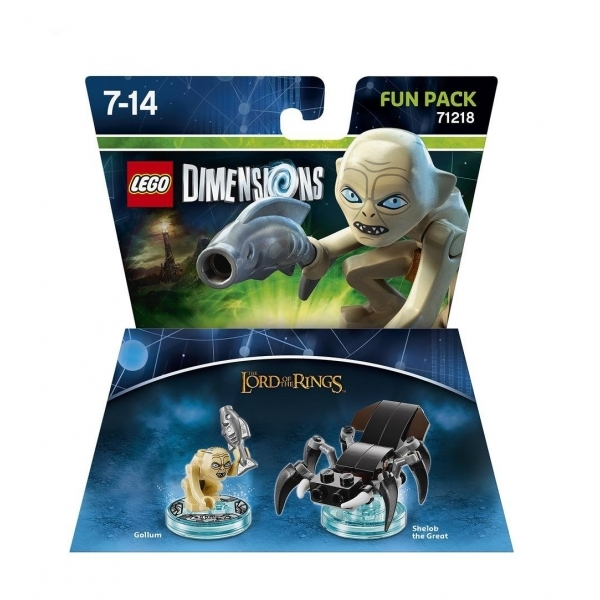 Gollum (Lord of the Rings) Lego Dimensions Fun Pack - Image 1