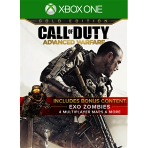 Call Of Duty Advanced Warfare Gold Edition Xbox One Game Call Of Duty Advanced Warfare New Map Pack on