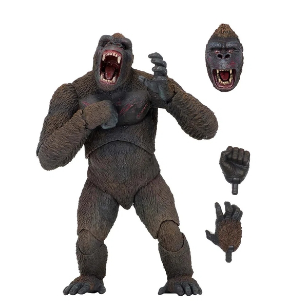 King Kong 7 Inch Neca Action Figure