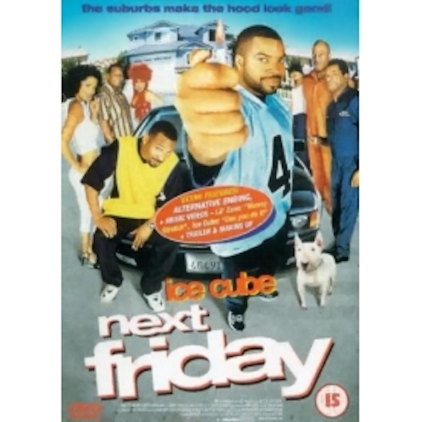 Next Friday DVD