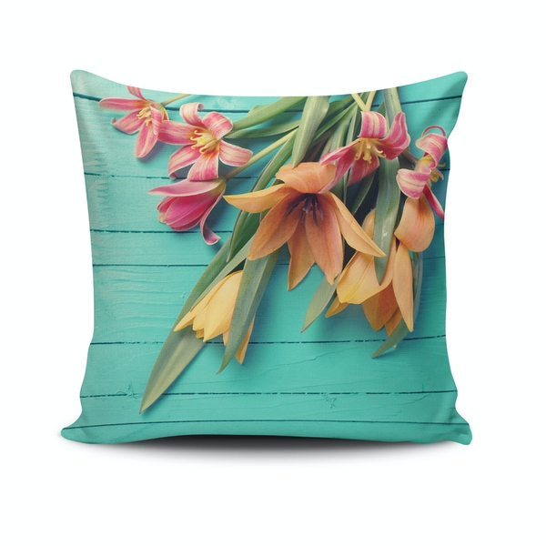 NKLF-236 Multicolor Cushion Cover