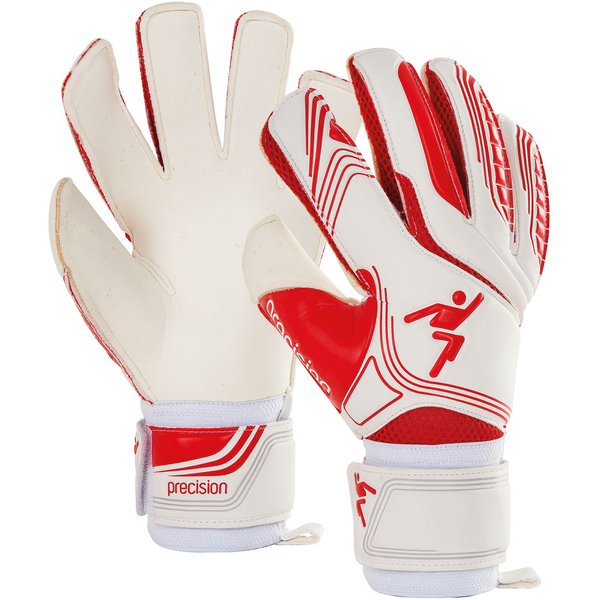 Precision Junior Premier Box Cut/Flat Palm GK Gloves - Size 2