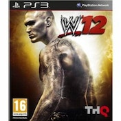 WWE 12 Game PS3
